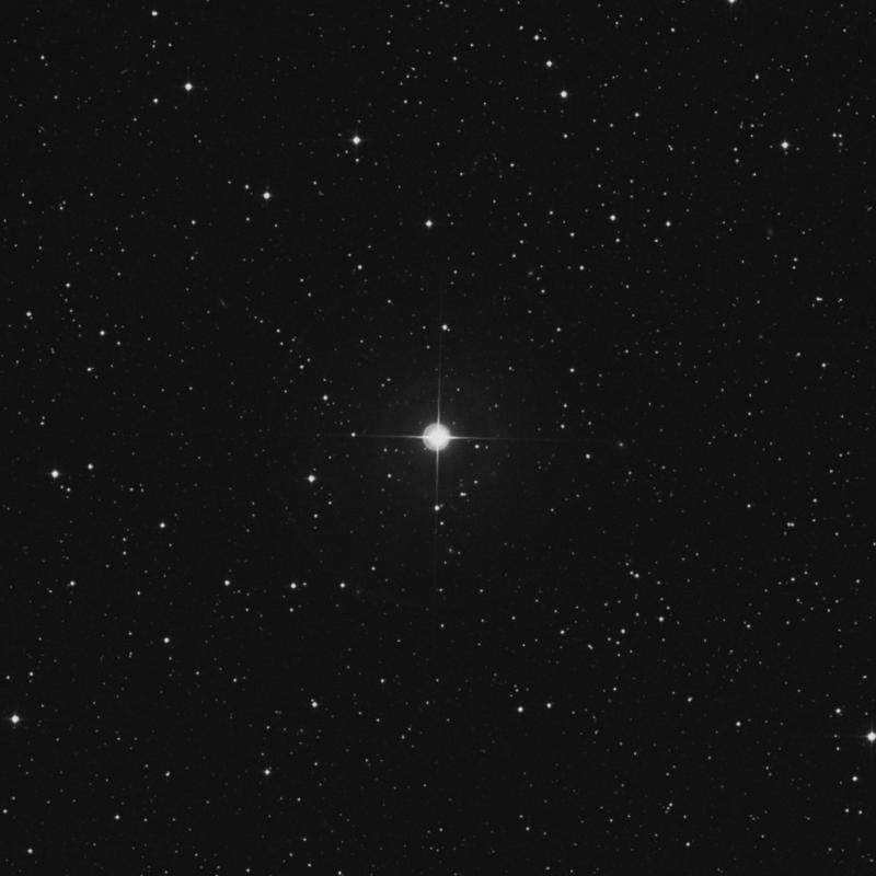 Image of HR2660 star