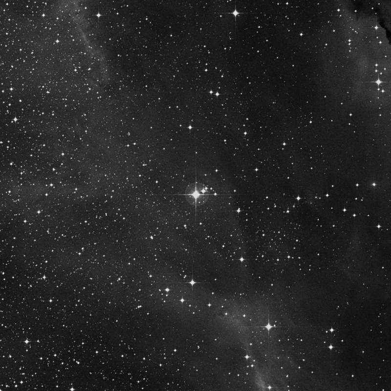 Image of HR2670 star