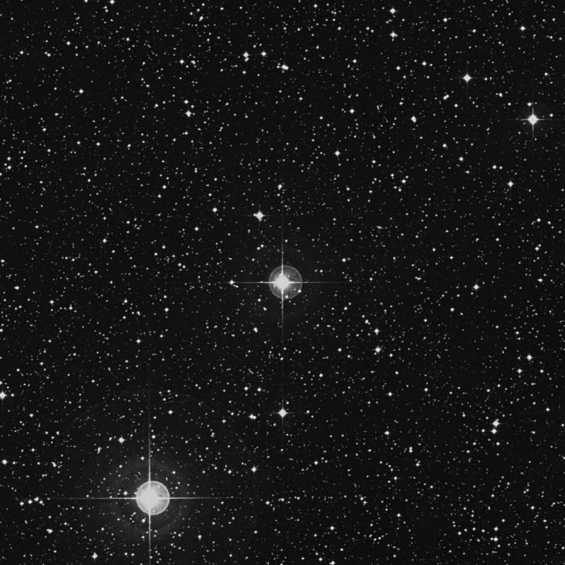 Image of 21 Monocerotis star