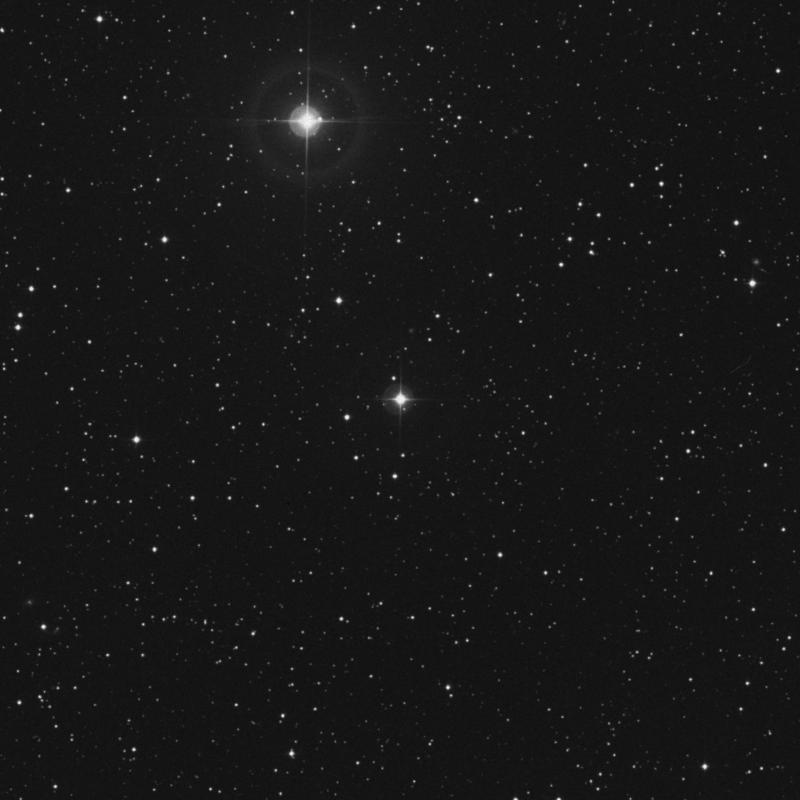 Image of HR2722 star