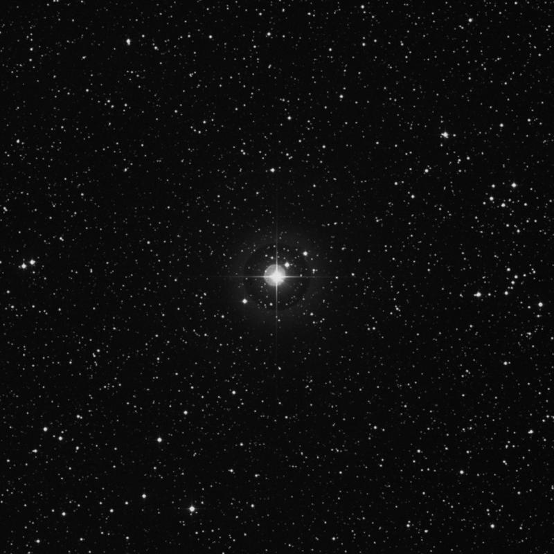 Image of HR2729 star
