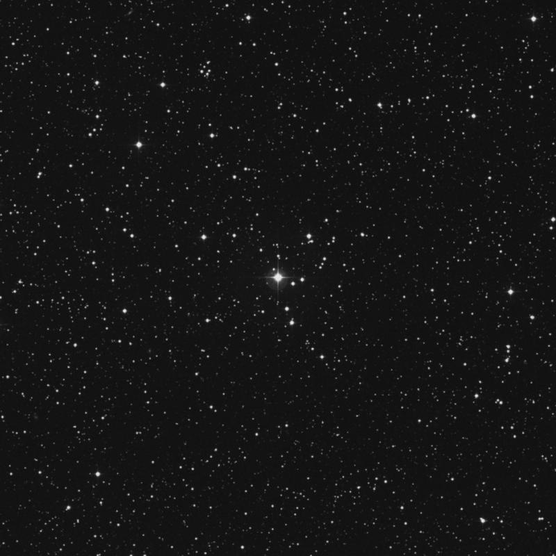Image of HR2760 star