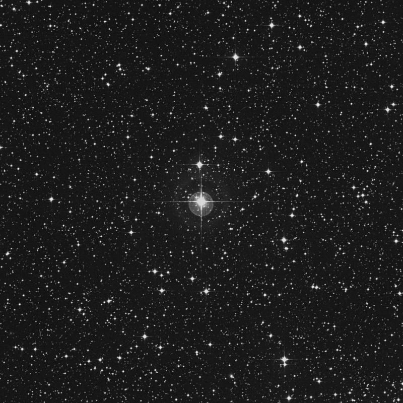 Image of HR2807 star