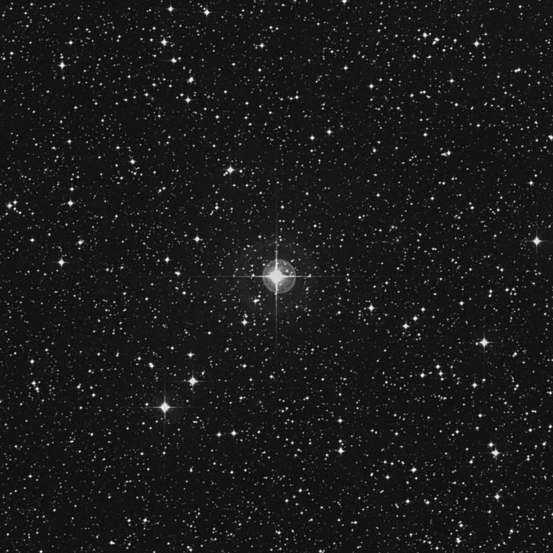 Image of HR2876 star
