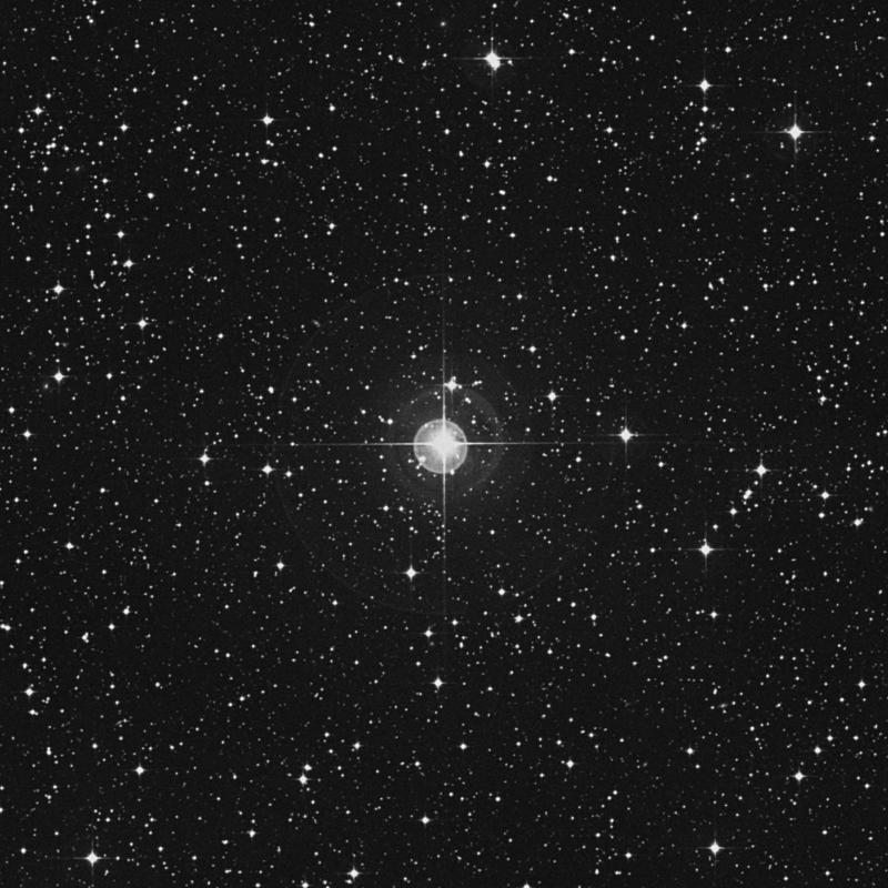 Image of 25 Monocerotis star