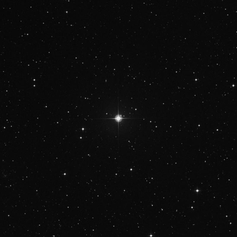 Image of HR2962 star