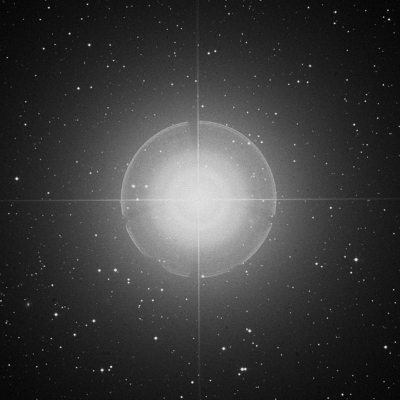 Image of Pollux - β Geminorum (beta Geminorum) star