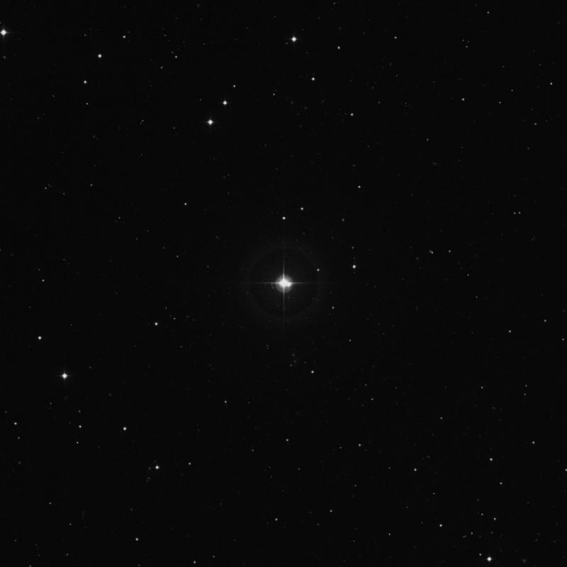 Image of 26 Ceti star