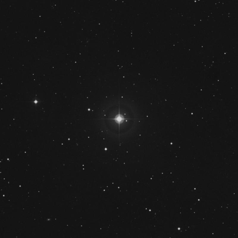 Image of 72 Piscium star