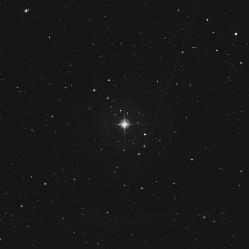 Image of 75 Piscium star