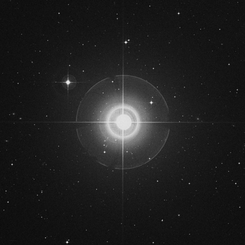 Image of η Ceti (eta Ceti) star