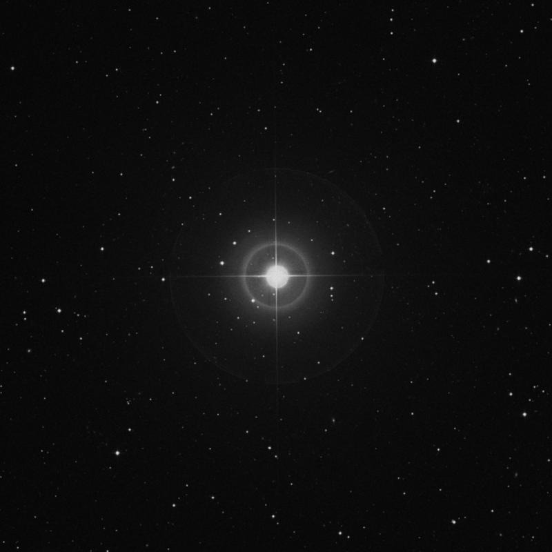 Image of χ Piscium (chi Piscium) star