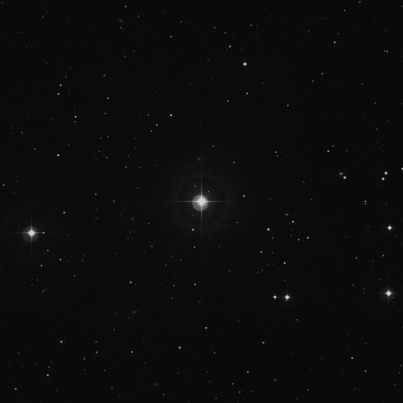 Image of 88 Piscium star
