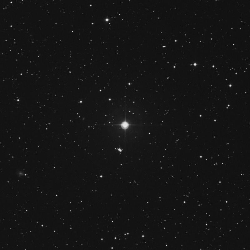 Image of HR3104 star