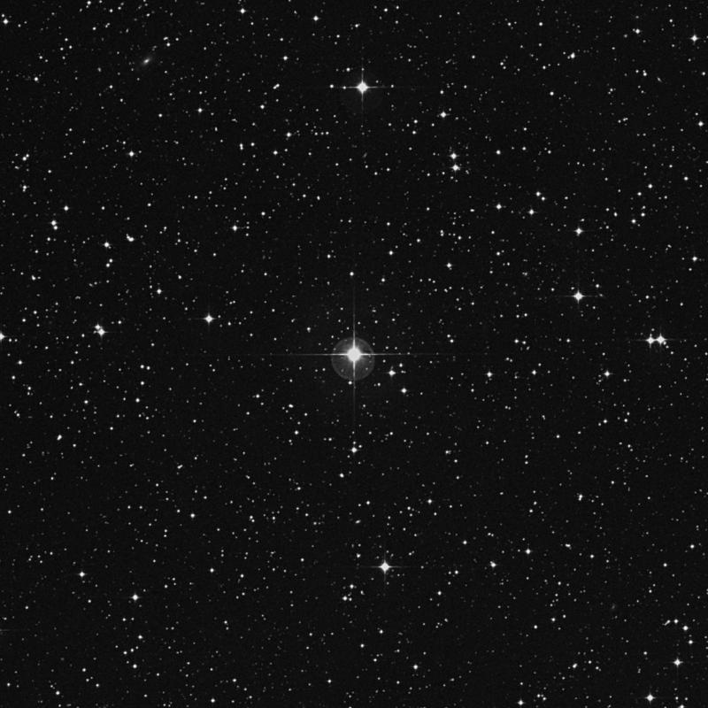 Image of HR3135 star