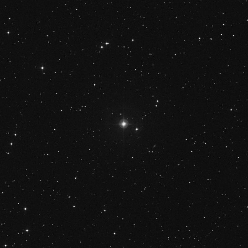 Image of HR3158 star