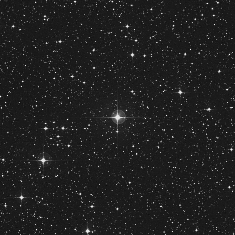 Image of HR3189 star