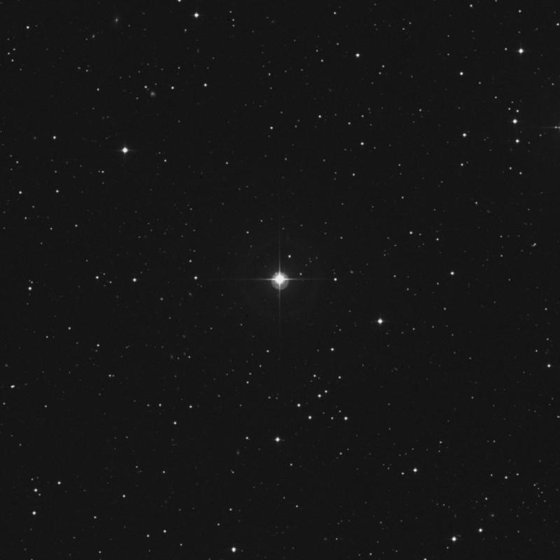 Image of 25 Cancri star