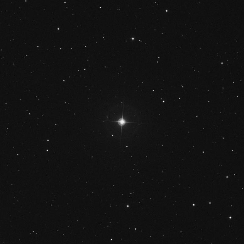 Image of 2 Ursae Majoris star