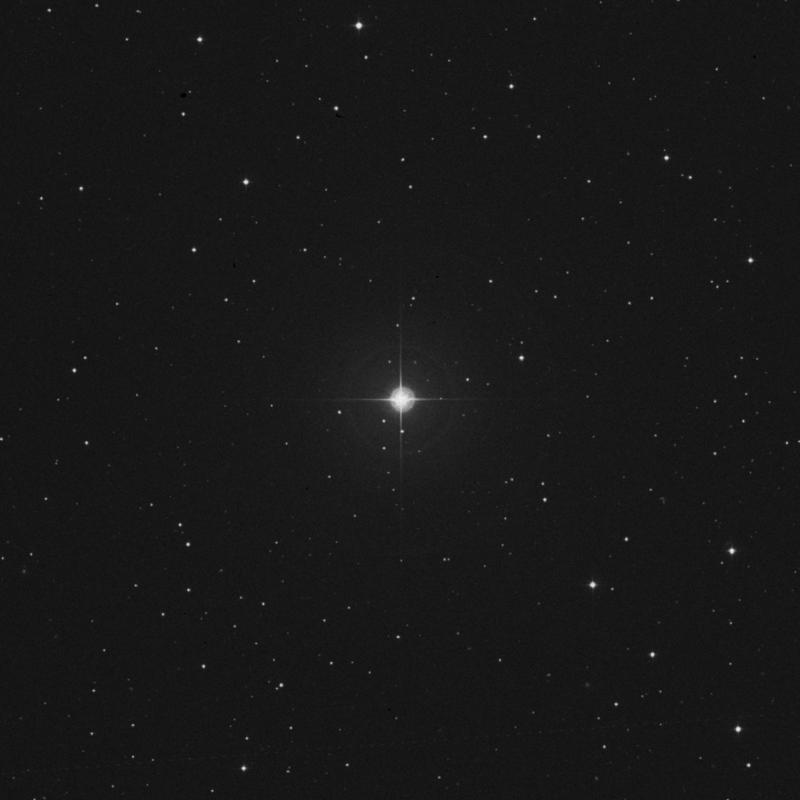 Image of ω Leonis (omega Leonis) star