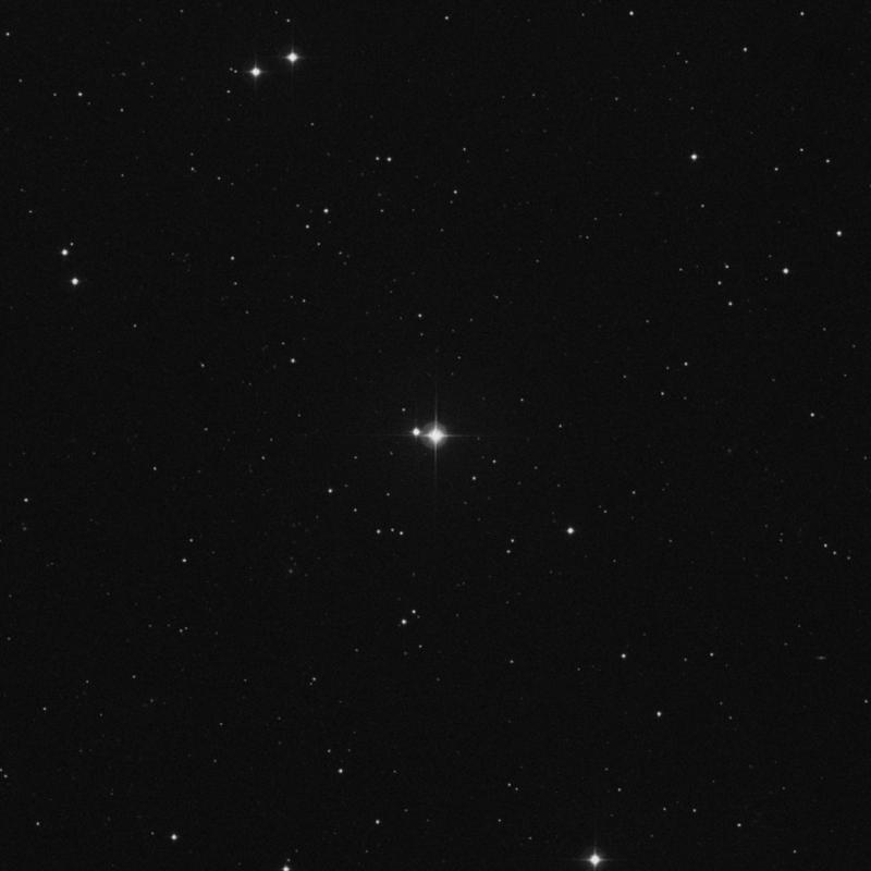 Image of 7 Leonis star