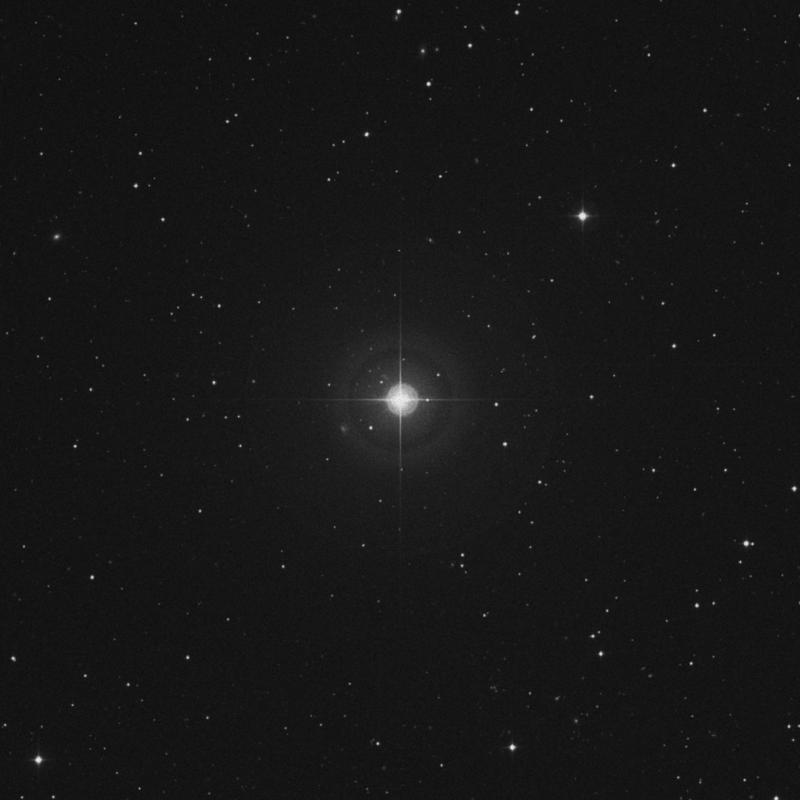 Image of α Sextantis (alpha Sextantis) star