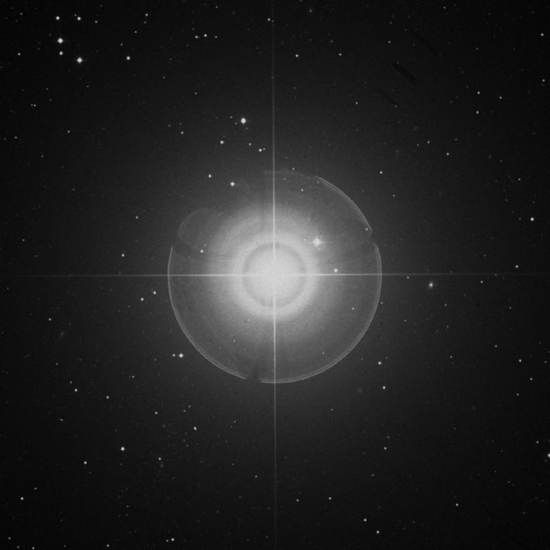 Image of Regulus - α Leonis (alpha Leonis) star