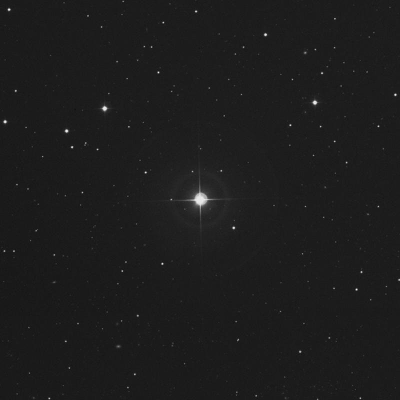 Image of HR3993 star