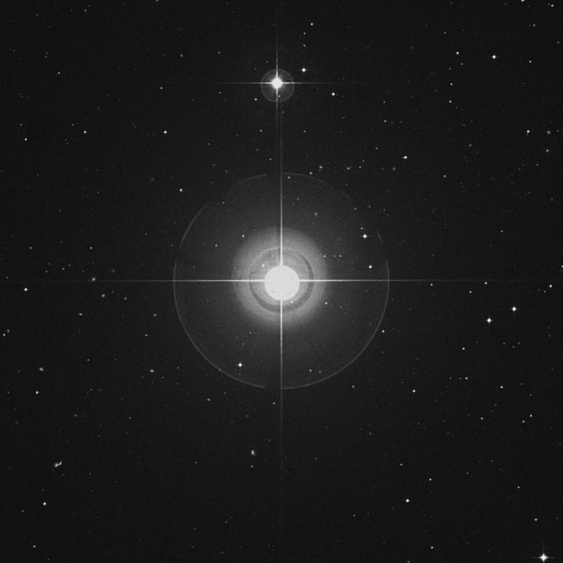 Image of θ Ceti (theta Ceti) star