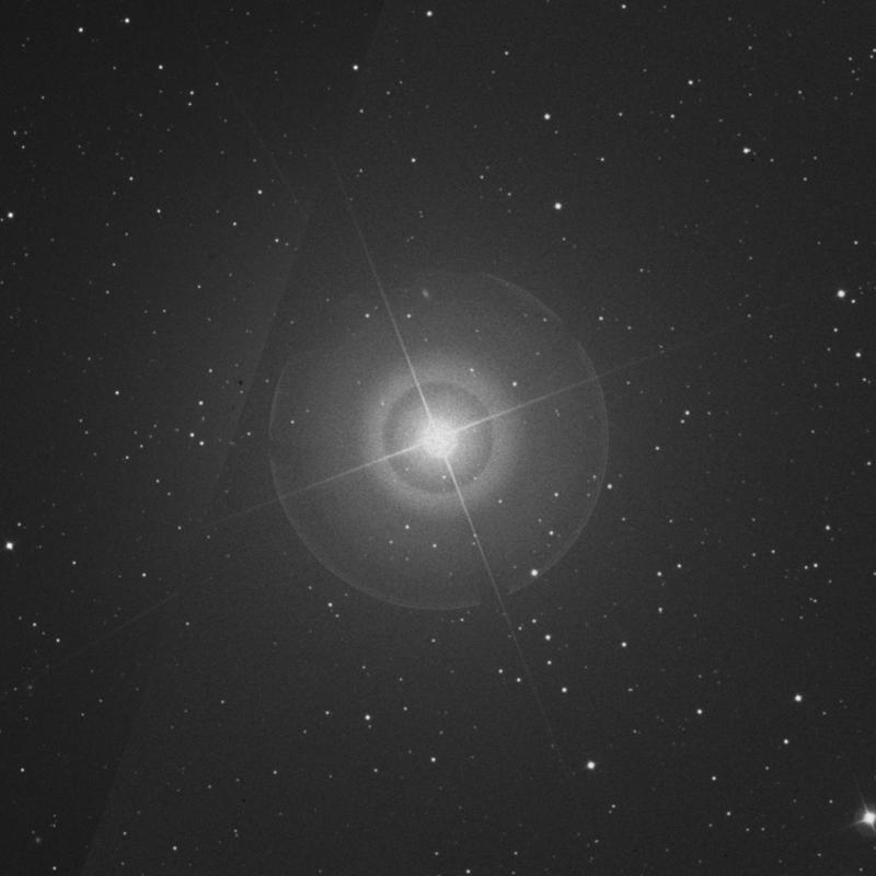 Image of Polaris - α Ursae Minoris (alpha Ursae Minoris) star