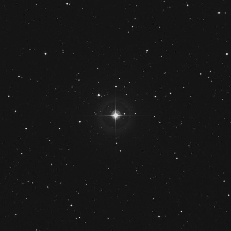 Image of 97 Piscium star