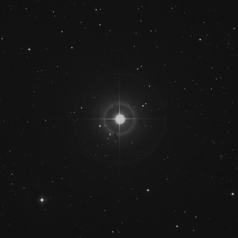 Image of μ Piscium (mu Piscium) star