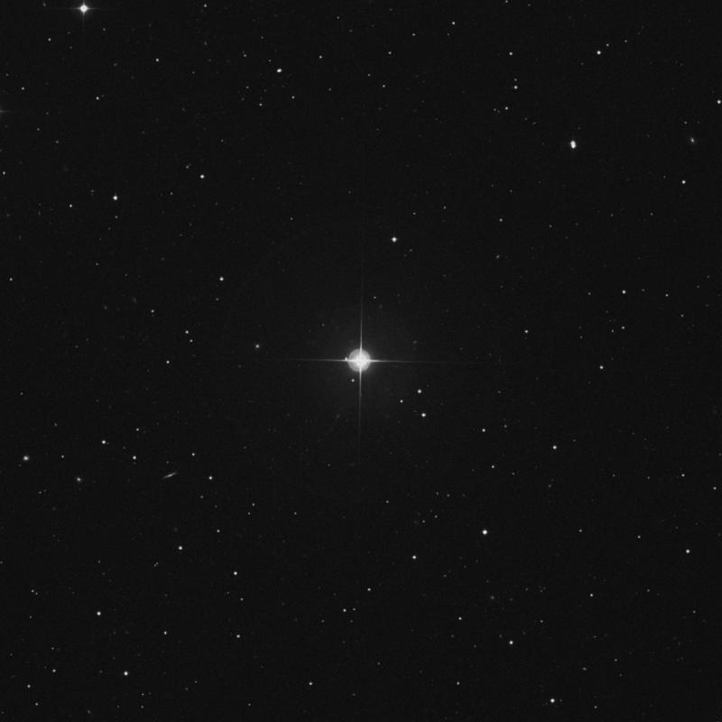 Image of 23 Leonis Minoris star