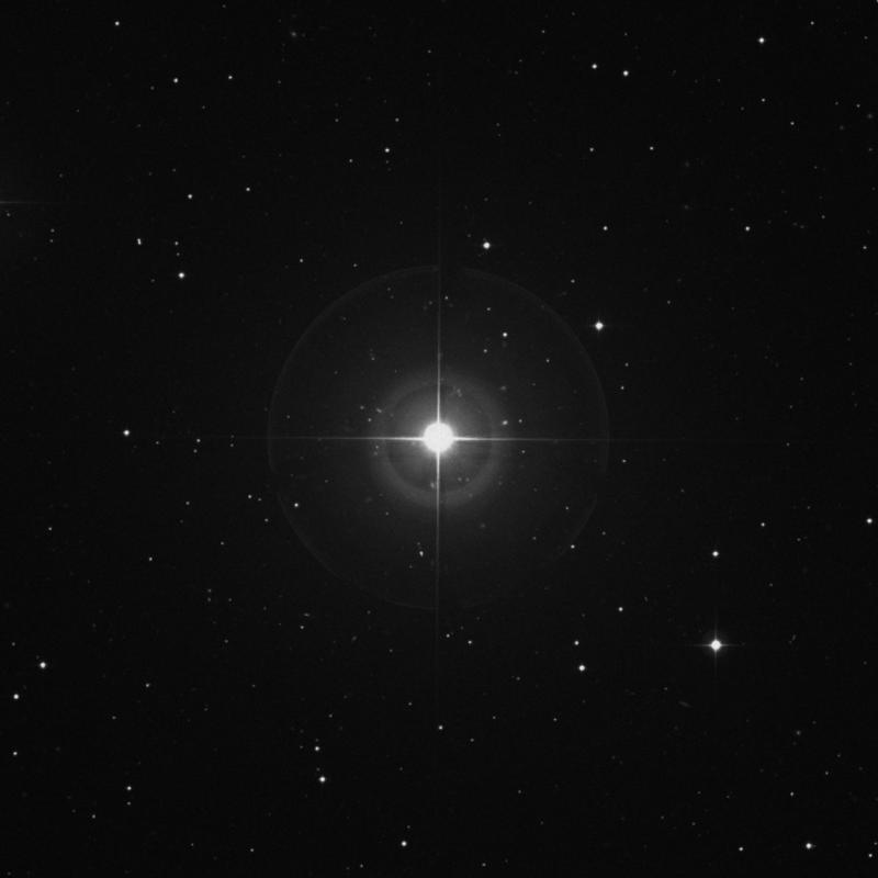 Image of Tania Borealis - λ Ursae Majoris (lambda Ursae Majoris) star
