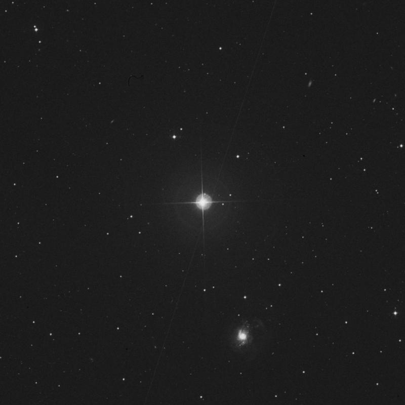Image of HR4165 star