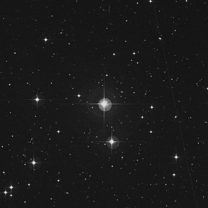 Image of 41 Sextantis star