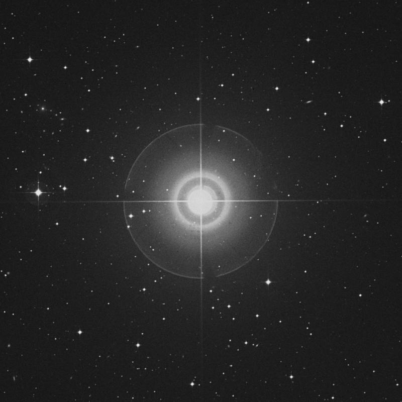 Image of δ Crateris (delta Crateris) star