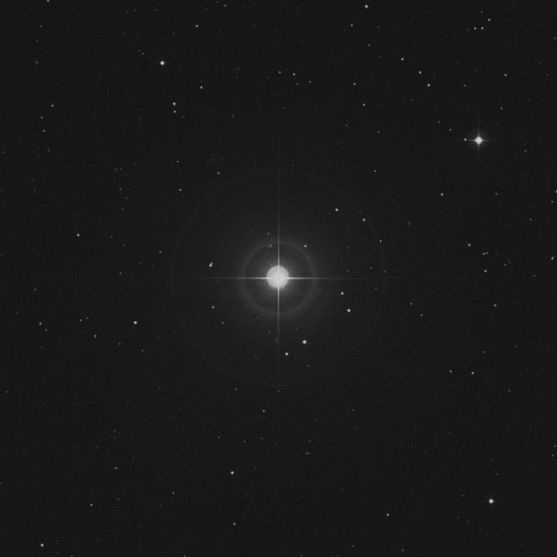Image of ω Virginis (omega Virginis) star