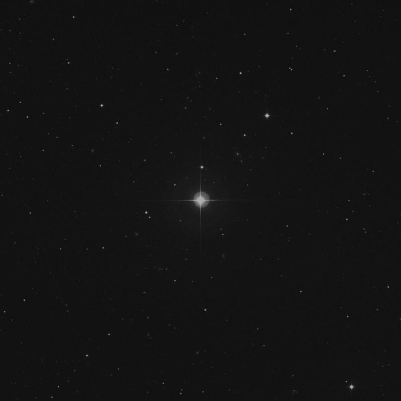 Image of 4 Virginis star