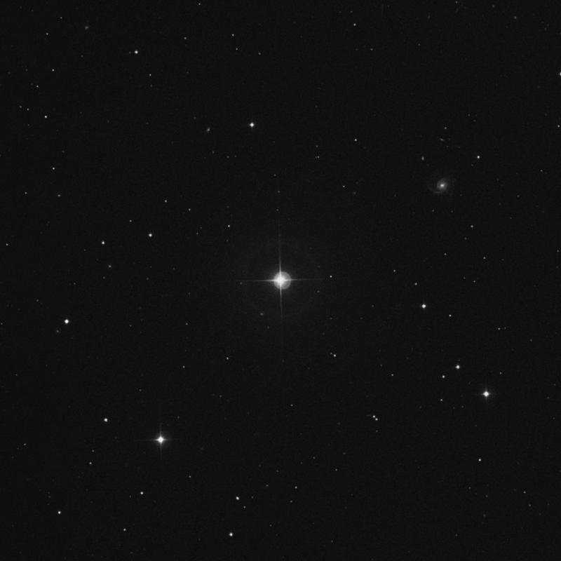 Image of HR4536 star