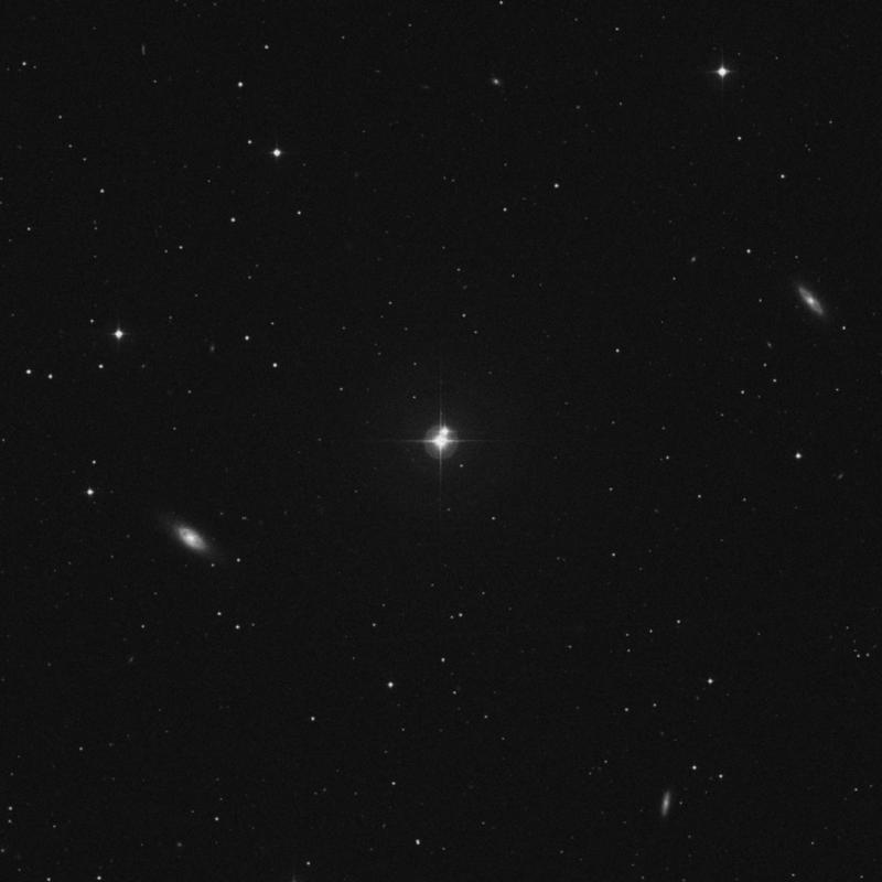 Image of 17 Virginis star
