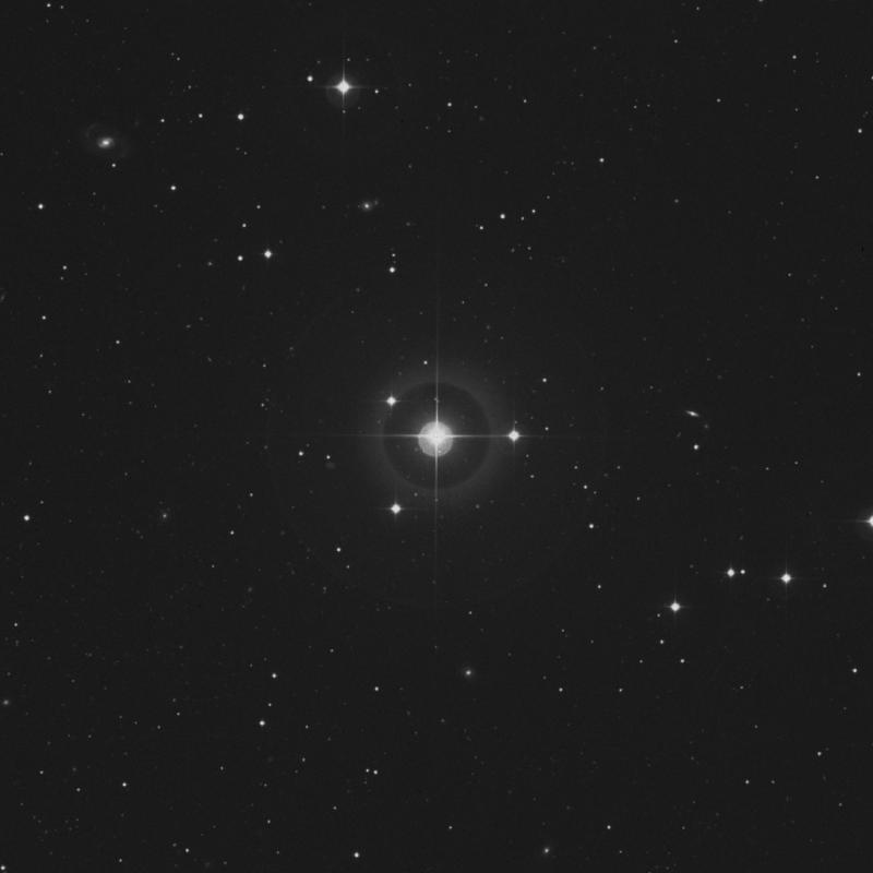 Image of 16 Comae Berenices star