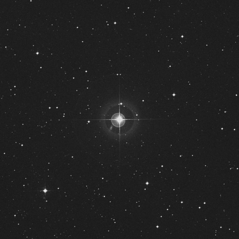 Image of 21 Virginis star