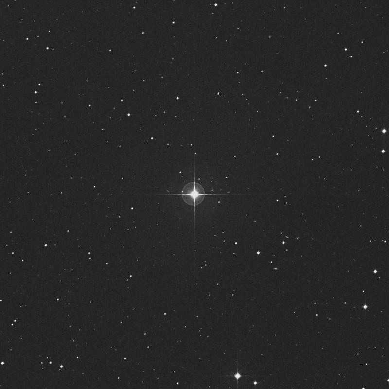 Image of 25 Virginis star