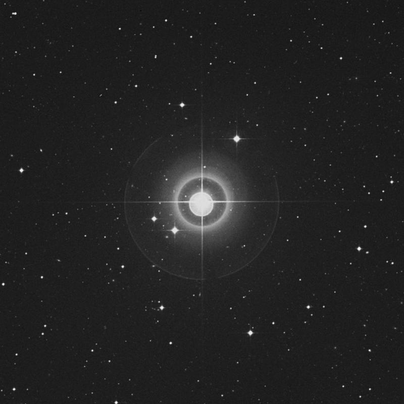 Image of χ Virginis (chi Virginis) star