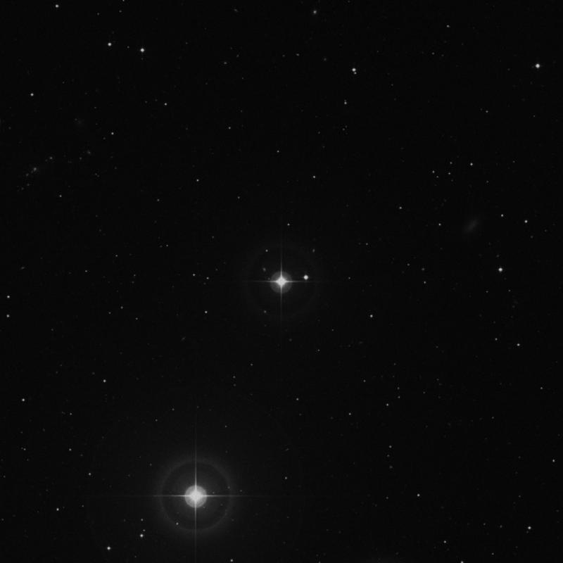 Image of 27 Virginis star