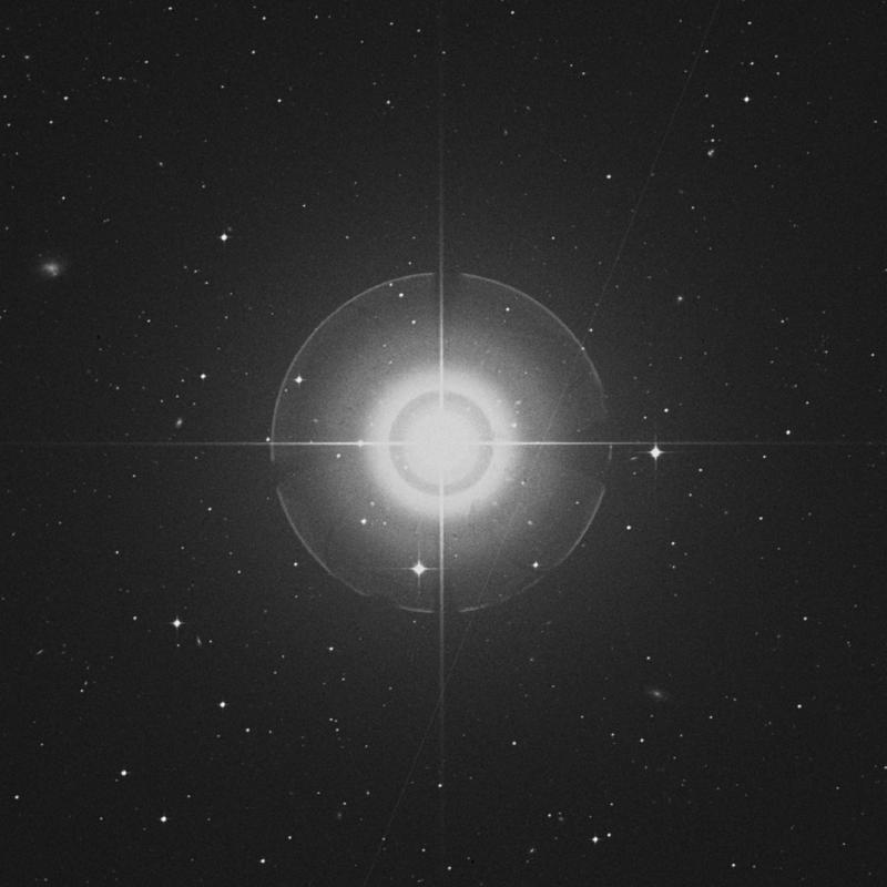Image of γ Virginis (gamma Virginis) star