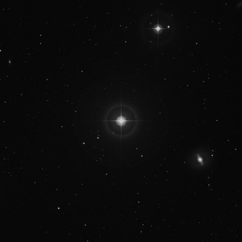 Image of ρ Virginis (rho Virginis) star