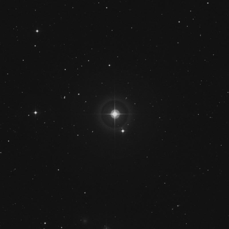 Image of 33 Virginis star