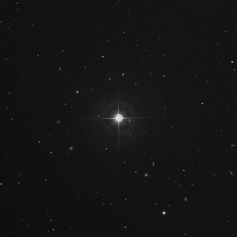Image of 31 Comae Berenices star